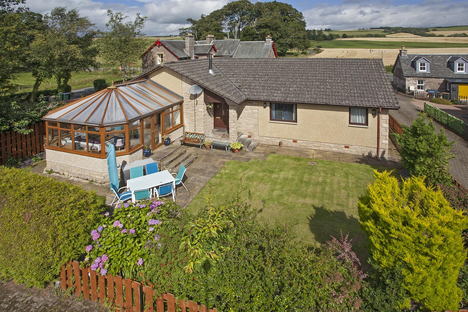 An Teallach, New Fowlis, Crieff, Perthshire, PH7 3NH, UK